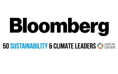 Bloomberg : 50 climate leaders